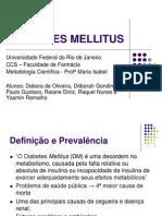 DIABETES MELLITUS - Trab Metodologia Novo