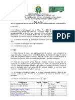 Edital Mestrado UFF