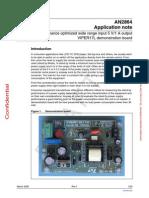 VIPER17L aplicaciones