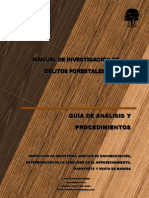 Manual de Investigacion de Delitos Forestales