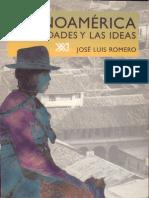 Latinoamerica, Las Ciudades y Las Ideas. J.L. Romero
