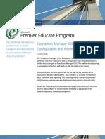 3264.Workshop-System Center 2012 Operations Manager Administration Installation v1.0
