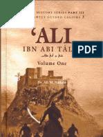 Ali Ibn Abi Talib - Volume 1