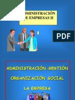 Administración II 2006(