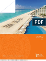 Travel Impressions Mexico 2013 Brochure