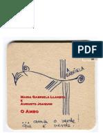 O Ambo (Caderno Da Letra E)