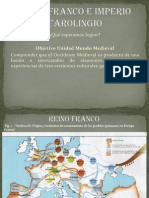 Reino Franco e Imperio Carolingio_16 de Nov