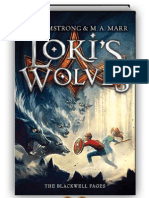 Loki's Wolves by K. L. Armstrong, M. A. Marr (SAMPLE)