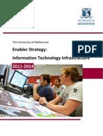 Enabler Strategy - IT Infrastructure - June 2011