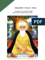 Considerazioni Sullo Yoga