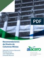 Recomendaciones de Diseño Columnas mixtas  USANDO-AISC 360 05-  ACI 318 05- Eurocódigo 4-2004
