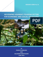 Review of Uganda's tourism Series 91