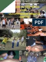 Educación Física y Sexualidad. Una experiencia de pedagogía corporal. Angela Patricia Restrepo