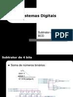 Aula3 Subtrator Somador Bcd