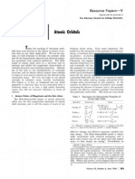 1966_Berry_J Chem Educ_V - Atomic Orbitals