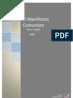 Trabajo de El Manifiesto Comunista