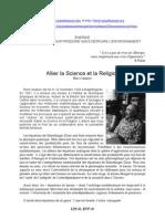 Allier Science Et Religion