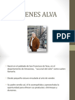 DIÓGENES ALVA