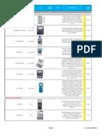 Copia de Lista Casio Calculadoras Junio 2013