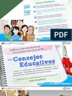 concejos educativos