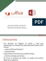 Presentacionelectronica Sobre Microsoft Access 4