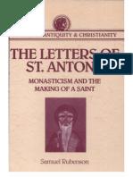 [Samuel Rubenson] Letters of St. Antony Monastici(Bookos.org)