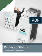 Disjuntores e Relés de Sobrecarga (Proteção SIRIUS)