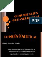 comunicacinorganizacional-110828141500-phpapp02