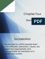 4 Socialization