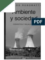 Carlos Reboratti Ambiente y Sociedad