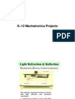 K12 Mechatronics Projects