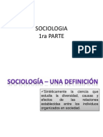 resumen sociologia