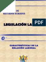 Legislación laboral 1