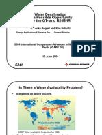 Desalination Presentation