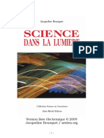 Sciencedanslalumiere eBook