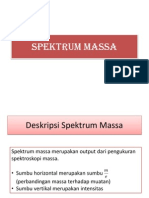 Spektrum Massa