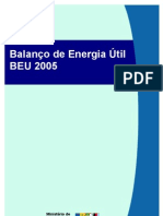 Balanco Energia Util 2005