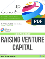 The Startup Guide - Raising Venture Capital