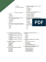 Evaluacion Tabla Periodica
