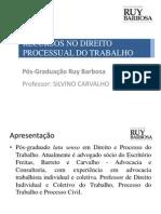 aula pós graduação direito_2013.1_recursos trabalhistas (1)