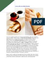 Biscoito de polvilho com café e um dedo de pros1