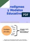 Paradigmas Educativos I