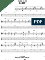 Sinfonia No 40 Mozart - Arr.leo Baeza