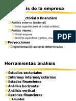 Analisis de La Empresa