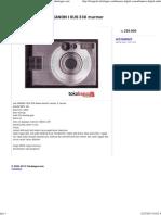Kamera Digital Antik CANON IXUS 330 Murmer - Tokobagus