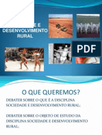 Rural X Urbano (1)