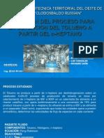 Simulacion de Reactores