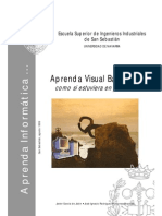 Aprenda Visual Basic 6 Como Si Estuviera en Primero - Aprendergratis - (Libros Tutorial Manual Curso Spanish Espaol)