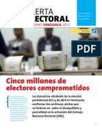 Alerta Electoral 14