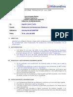 Modelo de Informe Reubicacion de Redes